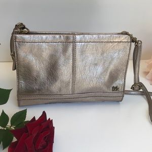 The Sak Iris Demi Bronze Crossbody